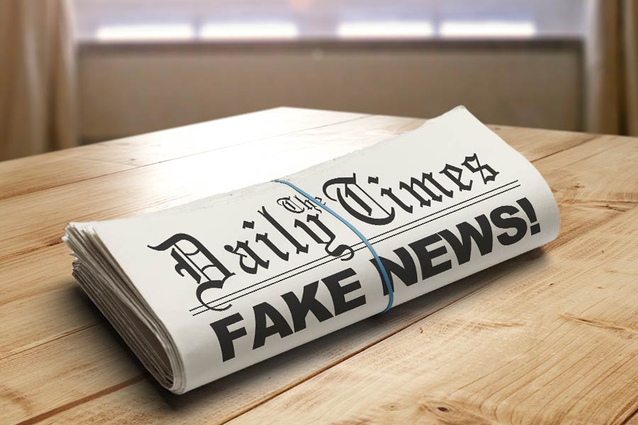 FAKE NEWS: Are recruiters protecting themselves?