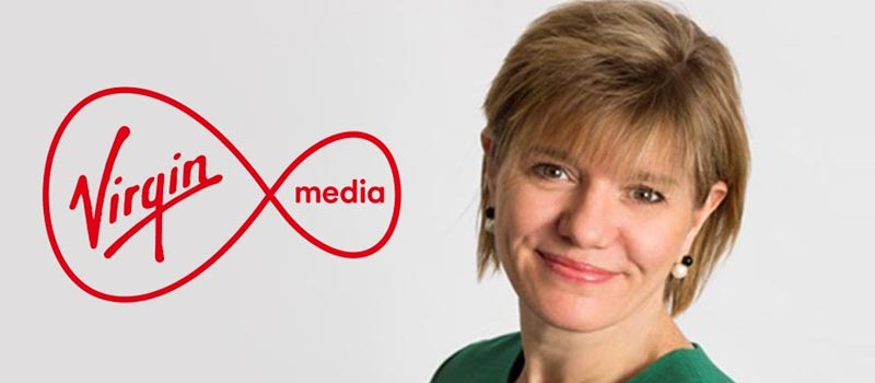 Five minutes with: Catherine Lynch, Virgin Media's new Chief People Officer