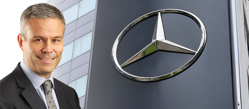 Five minutes with: Andrew Mallery, Training Operations Director, Mercedes-Benz UK