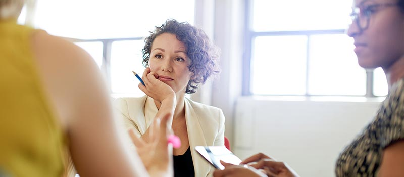 A women's world? 71% of profession made up of females