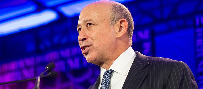 Goldman Sachs Chief: Brexit will 'stall' London's financial hub