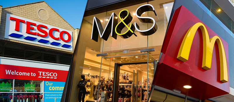 Why are M&S, McDonald's & Tesco pulling their Google ad space?