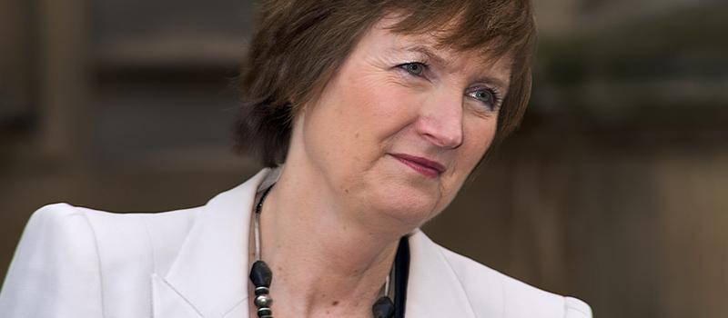 MP Harriet Harman backs calls for female Dr Who