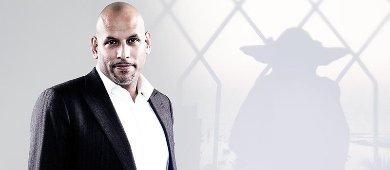 John Amaechi OBE: 3 top tips on being an everyday Jedi
