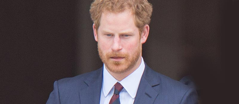 Prince Harry highlights detrimental effect of mental illness at work