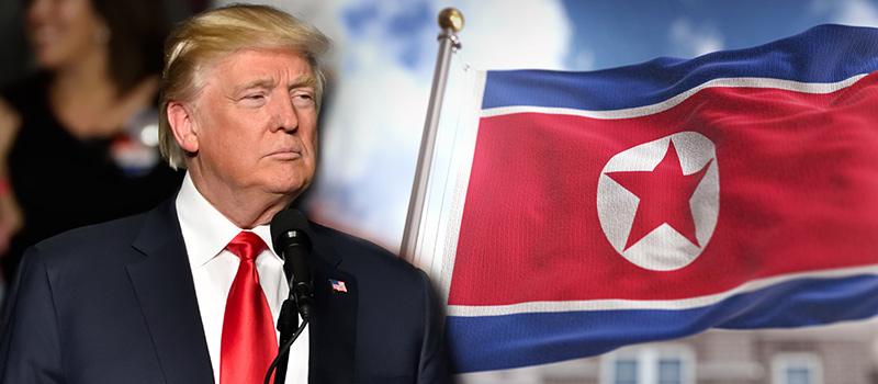 ¡ULTIMO MOMENTO!: se confirma que el presidente Donald Trump se rinde ante Corea del Norte.