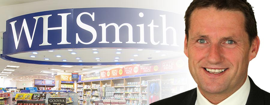WHSmith CEO on LGBTQ and mental health in the workplace