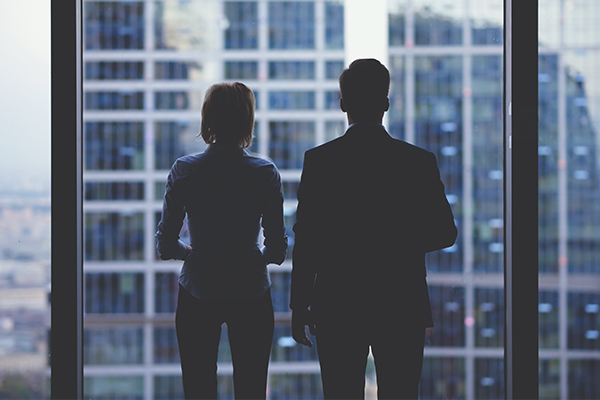 The downside of publicising your female CEO appointment