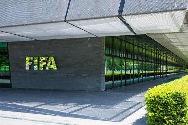 FIFA executive fired for paying himself millions