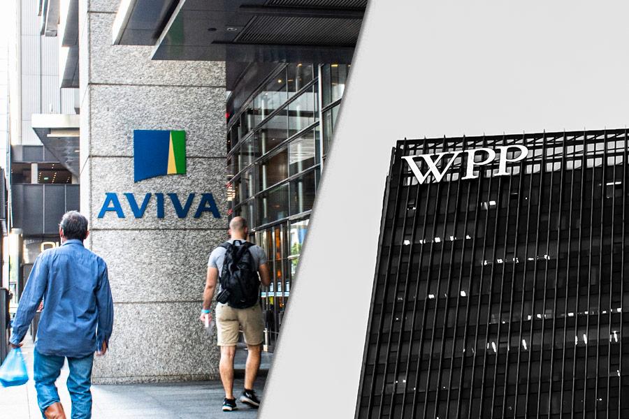 Aviva & WPP among biggest UK firms not returning to office full-time