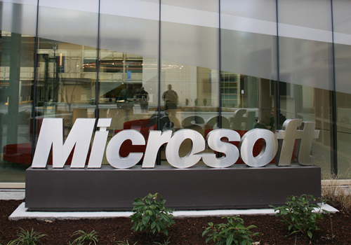Microsoft most attractive employer brand in the world