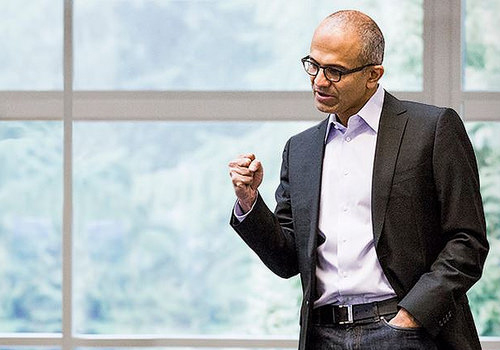 Microsoft CEO says women asking for higher pay is 'bad karma'