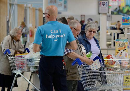 Tesco Boss Orders Senior Staff Back To The Shop Floor Hr