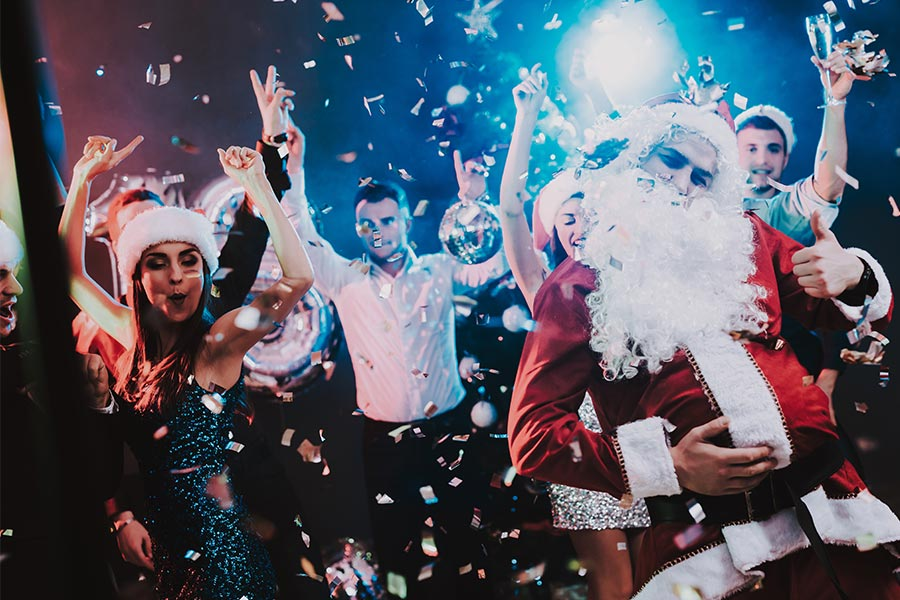 Why 1 in 4 employees are miserable at the office Xmas party