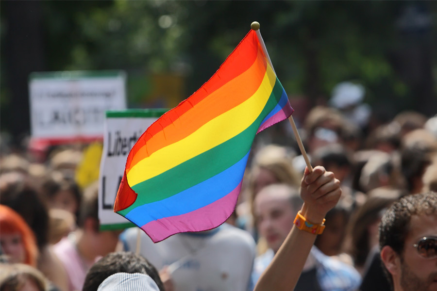Historic day for LGBT employees' workplace rights