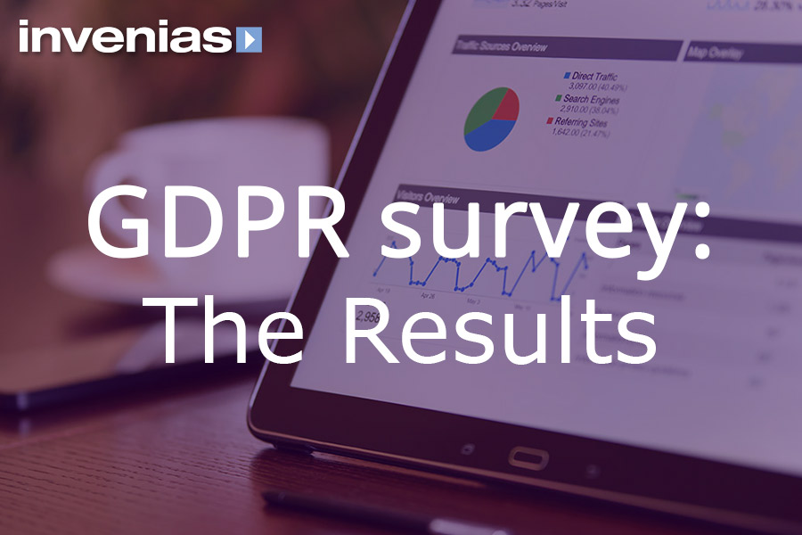 The GDPR and Executive Search Survey: The Results