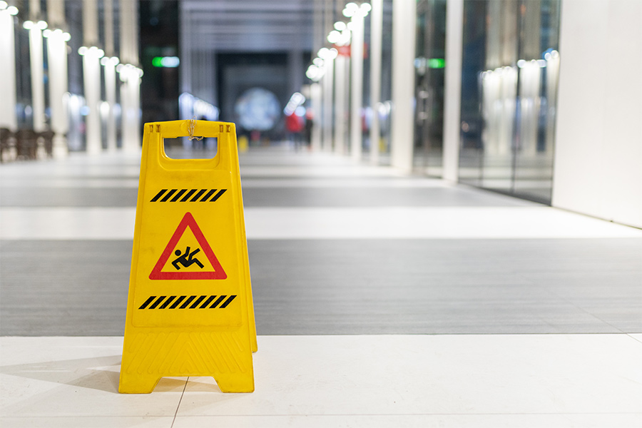 How can employers mitigate the risks of workplace accidents post WFH or furlough?