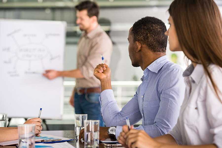 How to ensure that your voice is heard in meetings