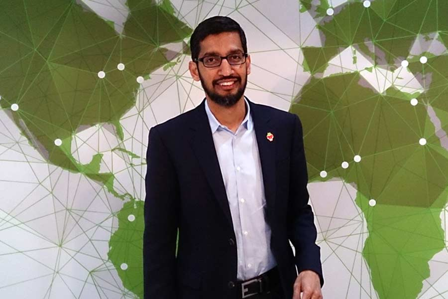 How Google's CEO Sundar Pichai responded to the YouTube shooting