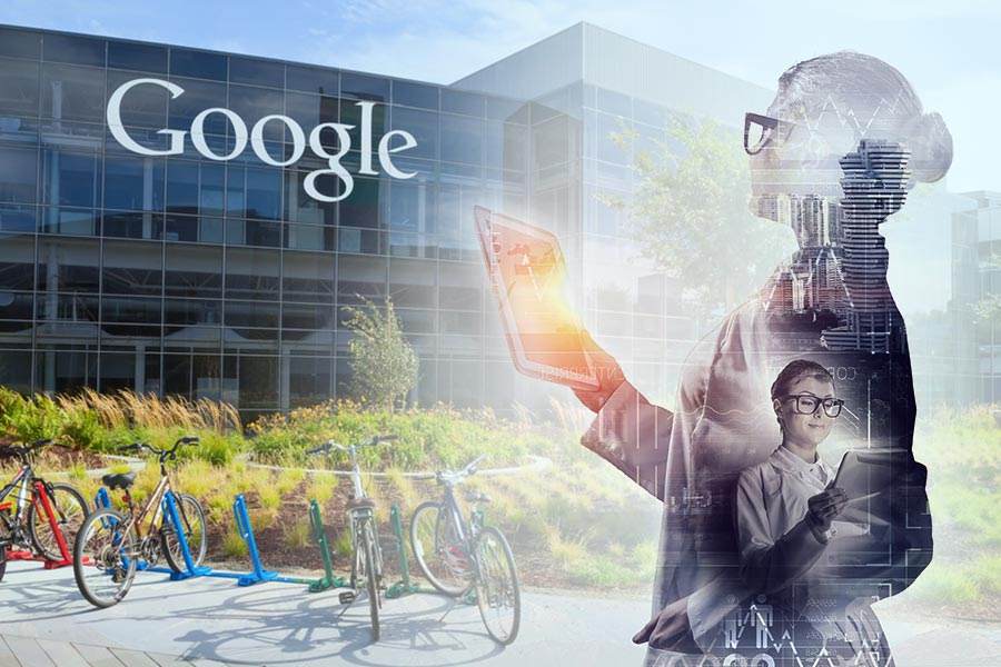 Google worker's anti-diversity memo stuns staff