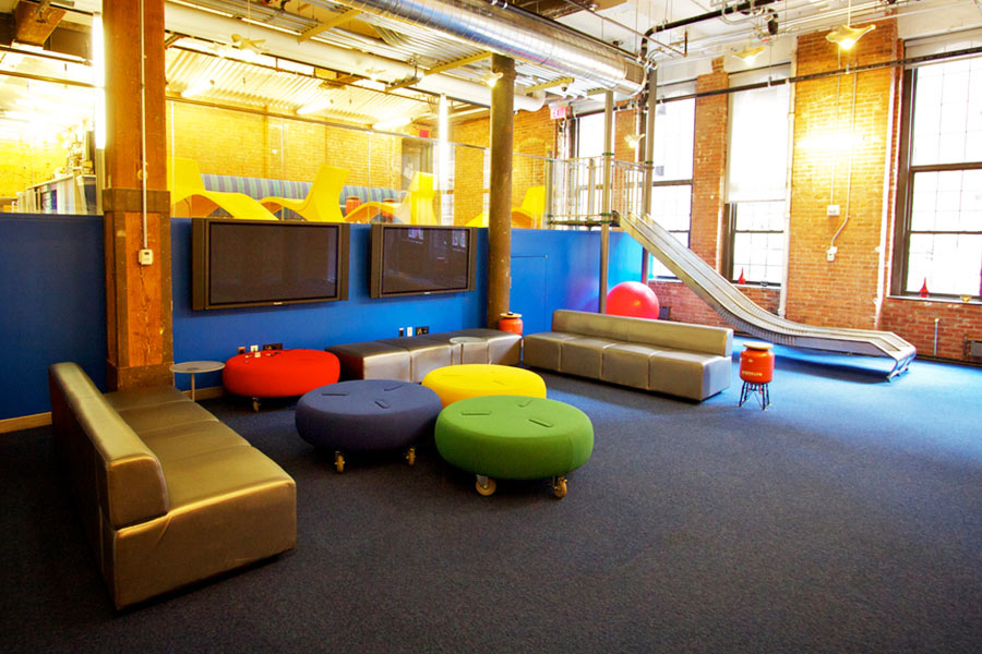 Google's workplace plans & 3 amazing office spaces