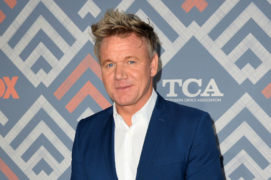 Gordon Ramsay embroiled in furlough furore