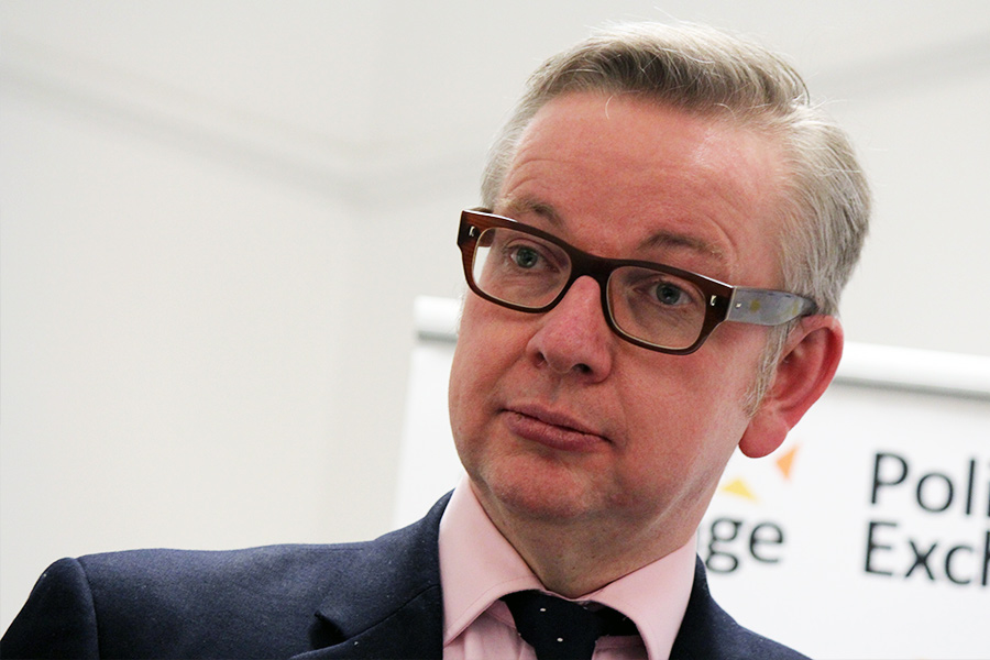 Political Punch-up: Michael Gove vs the Johnson family