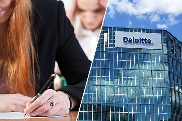 Deloitte removes education from application process to avoid 'unconscious bias'