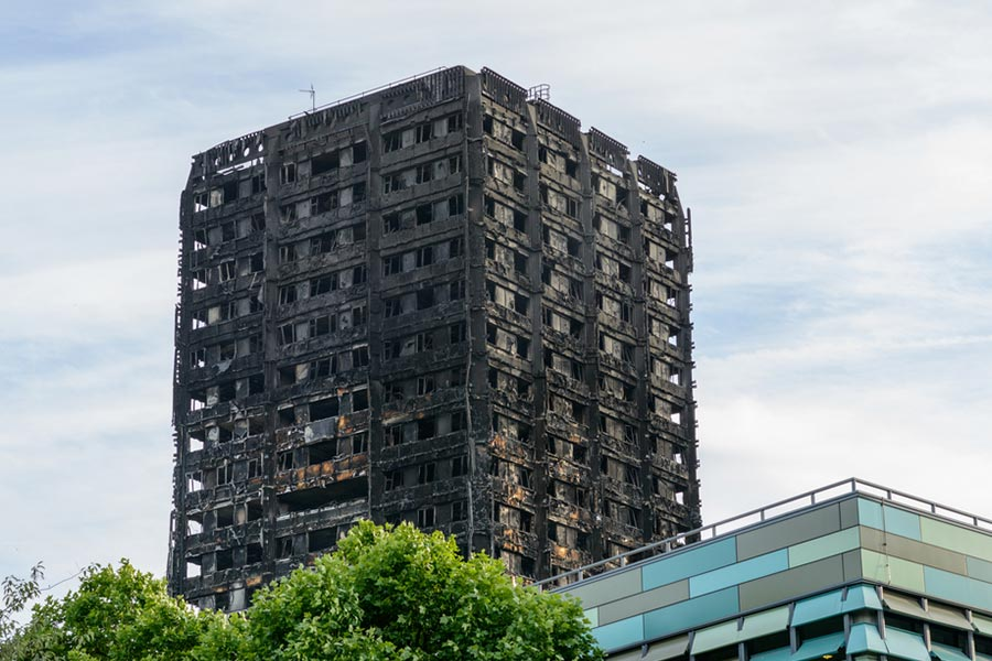 Grenfell Tower organisation seeks interim Chief Executive