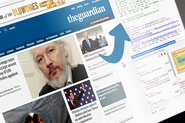 The Guardian's hidden hiring message seeks sharp-eyed candidates