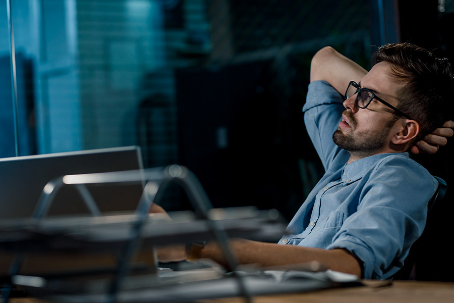 HALF of UK fears they're in the wrong job - are you?