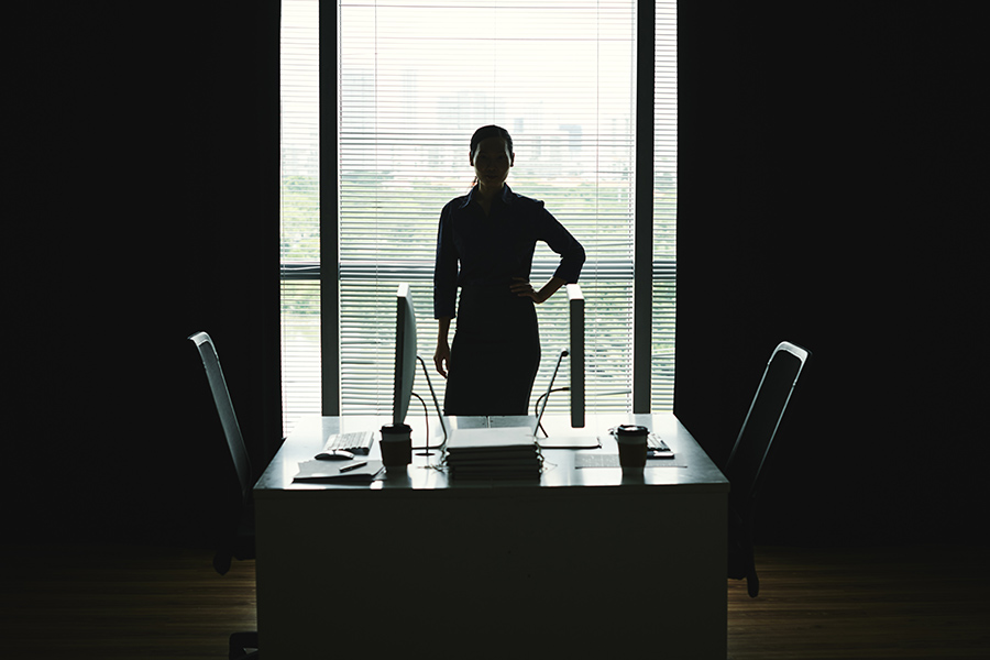 Over half of staff have no say in business decisions
