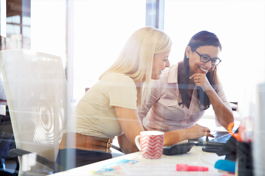 20 happiest job titles for women revealed
