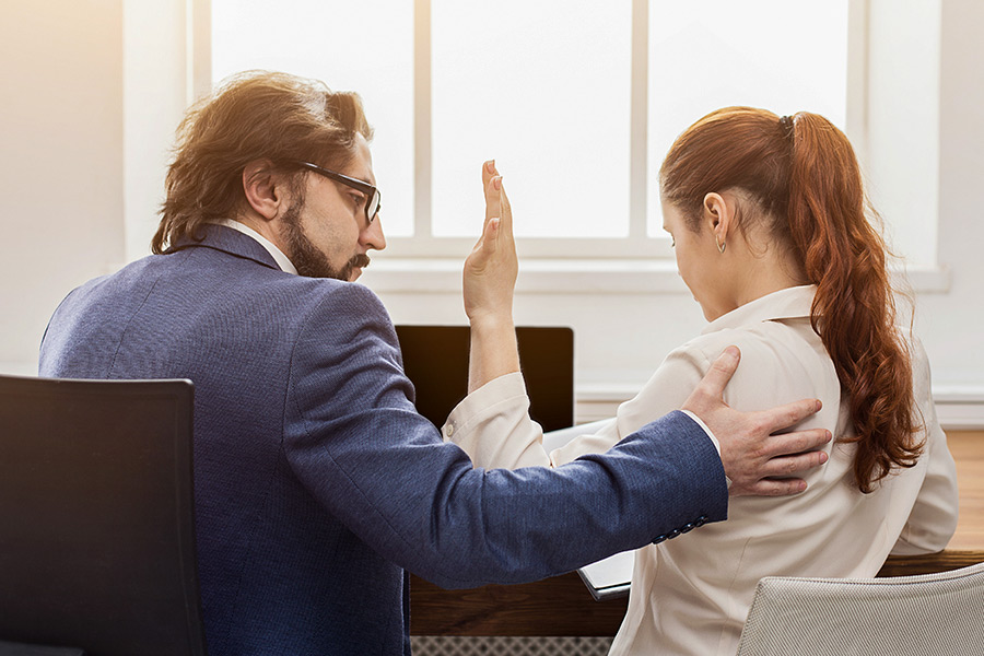 Bosses still failing to take sexual harassment seriously