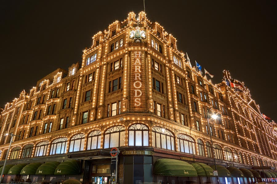 Harrods' HR leader reveals the power of employee stories