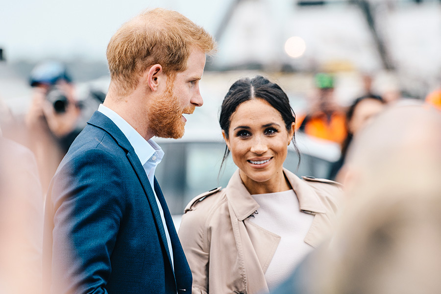 Could you recruit a 'manny' for Prince Harry and Meghan's baby?
