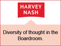 Harvey Nash: Diversity of thought in the Boardroom