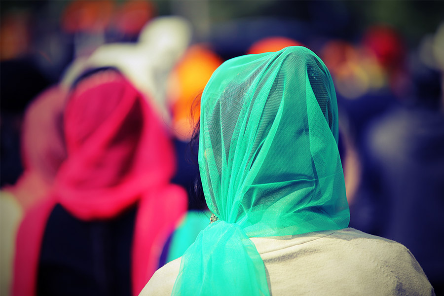 'I got a job after I removed my headscarf' - inequality exposed