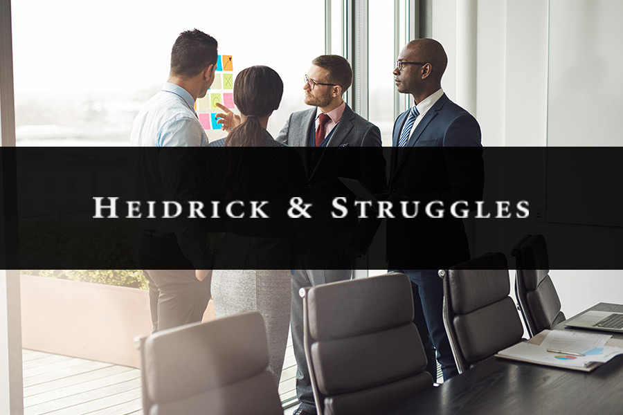 Heidrick & Struggles names 3 high-ranking appointments