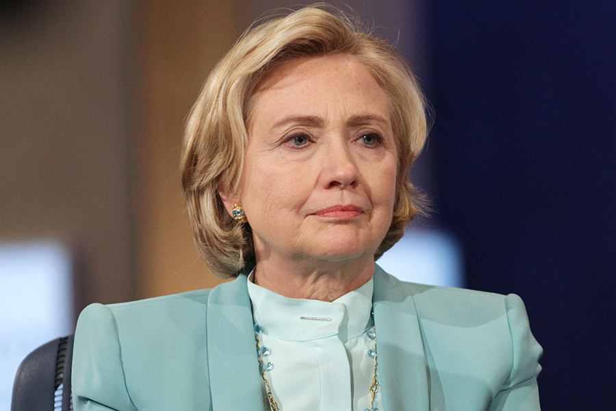 Hillary Clinton backs changes to job interview process