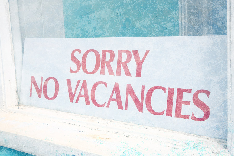 Hiring remains 'on ice' following lockdown