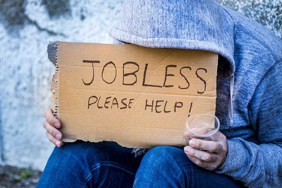Homeless man hired in heartwarming recruitment gesture