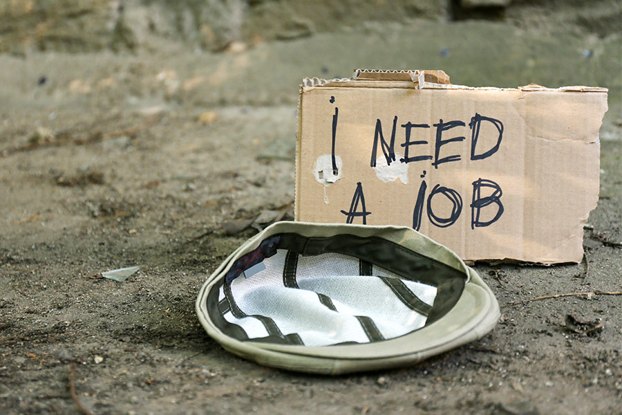 'Hungry 4 success': Homeless man's plea for a job grabs Google's attention
