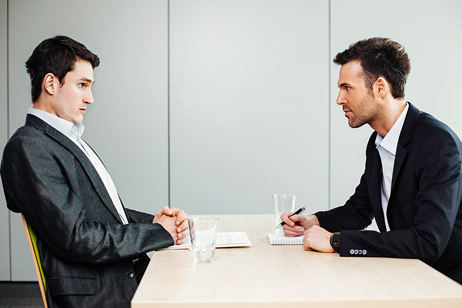 How tough should an interview be?