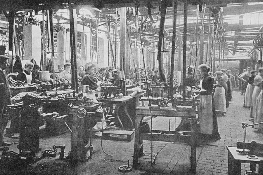Staff treated like 'Victorian factory workers'