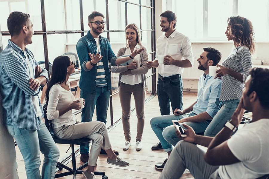 Understanding millennial teams to reduce workplace conflict