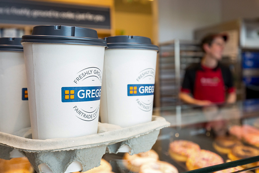 Interview with Greggs' Head of People