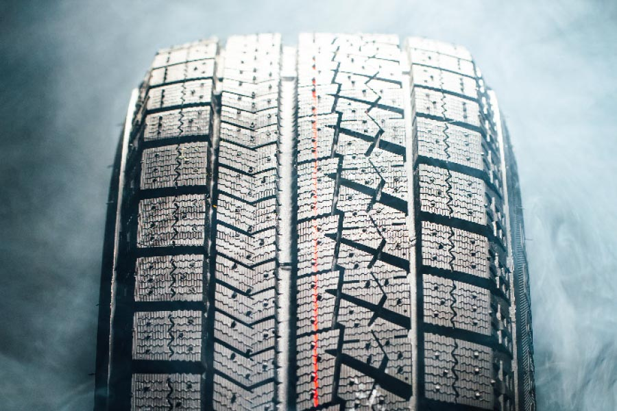 Tick-box tyres