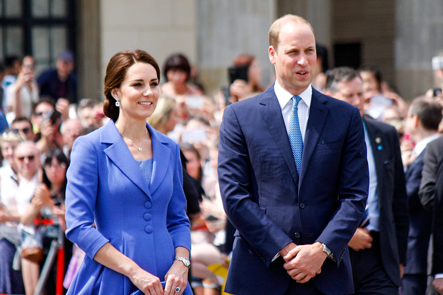 Kate and William recruit for HR position