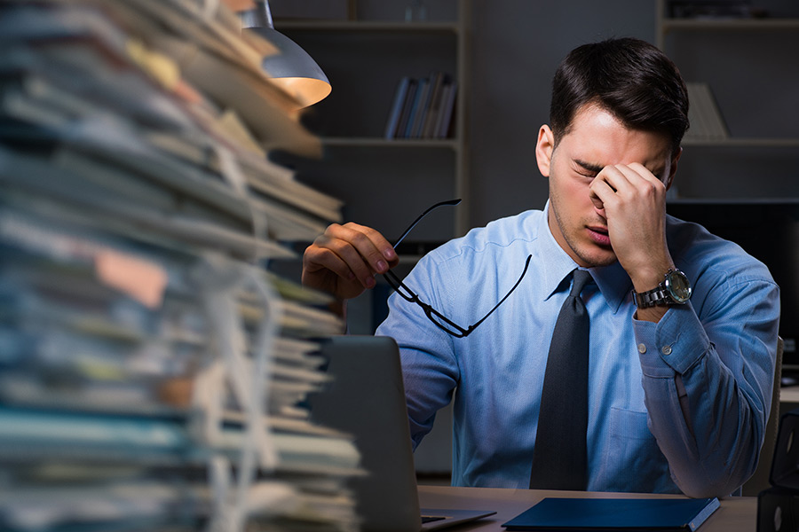 Tips to solve employee burnout